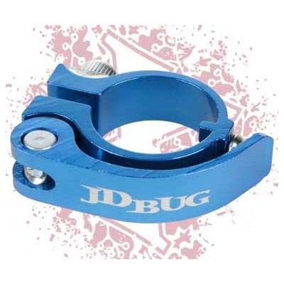 Pro Series Blue Quick Release Scooter Clamp