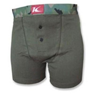 Combat Olive Boxer Shorts