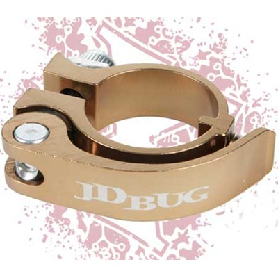 Pro Series Bronze Quick Release Scooter Clamp