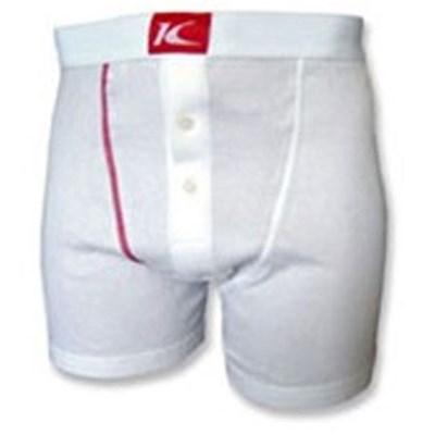 Krest White Boxer Shorts