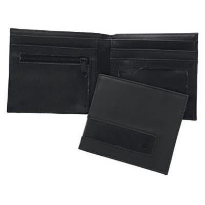 Rubber Showdown Wallet - All Black