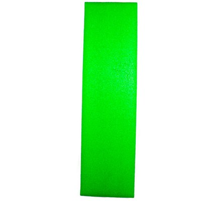 Image of Plain Neon Green Skateboard Griptape