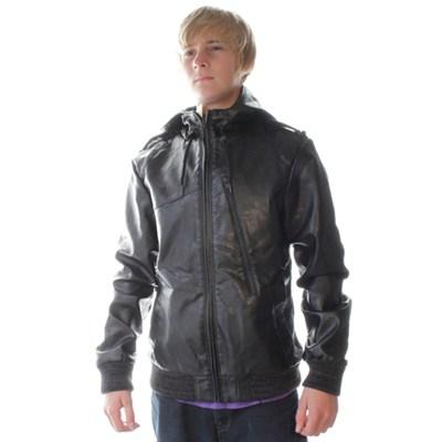 The Hans Black Jacket