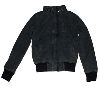 City Lights Black Puffer Jacket