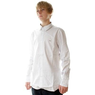 Berwick White L/S Shirt