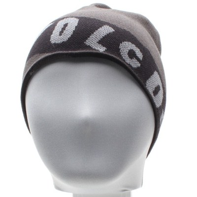 Pistola Dark Grey Reversible Beanie