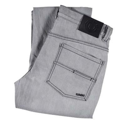 Desoto Grey Wash Jeans