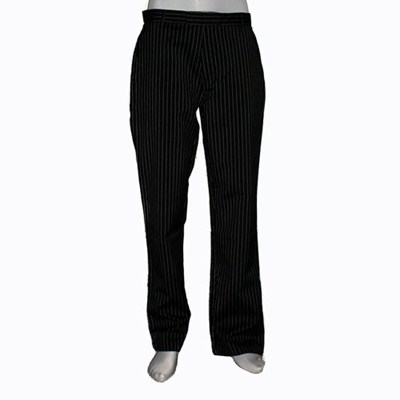 Dapper Grey Stripe Stone Suit Pant