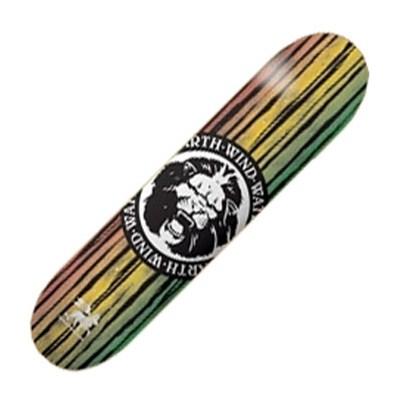 Pryon #16 Thriftwood 8inch Skateboard Deck