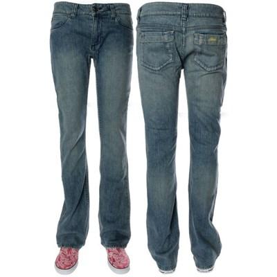 Lucerne Enzyme Wash Jeans