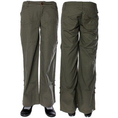 Brimstone Olive Green Pant