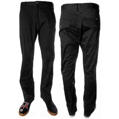 Pinpoint POVD Black Pant