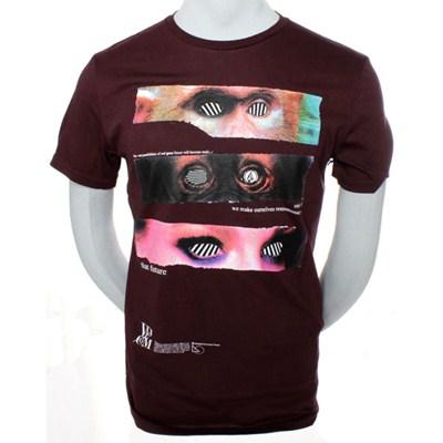 That Future S/S T-Shirt - Merlot