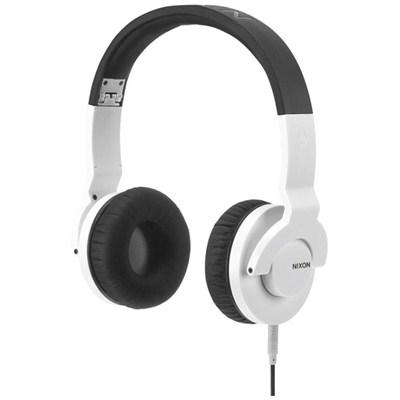 Stylus Headphones - White/Black