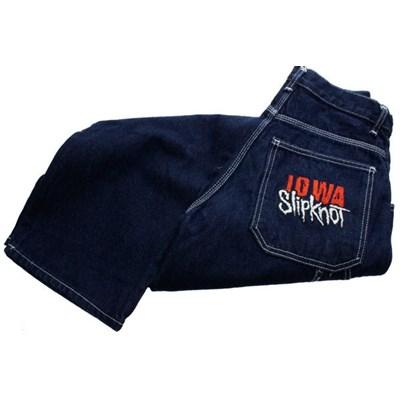 Slipknot Iowa Dark Wash Denim