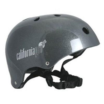 Grey Helmet