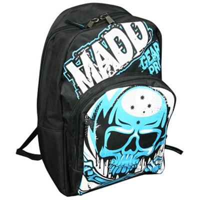 Lightning Bolt Backpack - Black