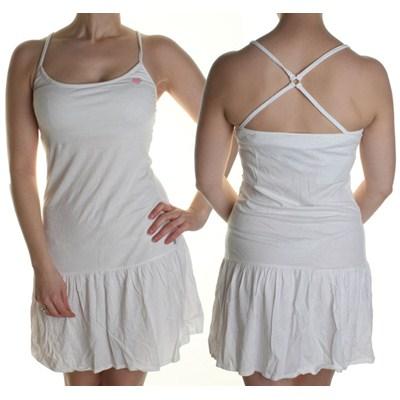 Lemonade Mini Dress - White