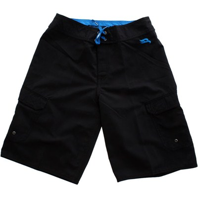 Loop Boardshorts - Full Black