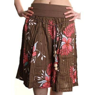 Glamrock Skirt - Mocha