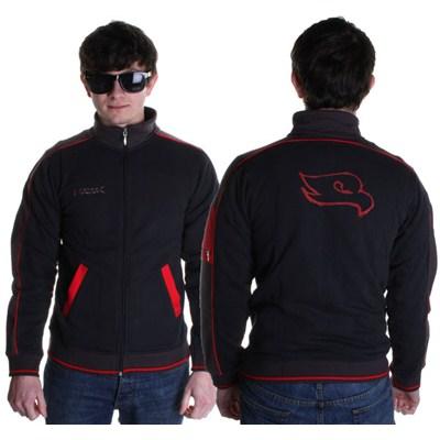 Scratch Power Youth Zip Sweater - Full Black