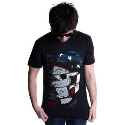 Deep Fever Premium S/S T-Shirt - Black