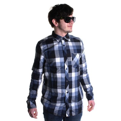 Darcy L/S Shirt - Black