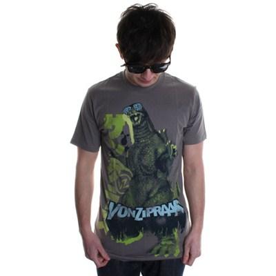 Vonzilla S/S T-Shirt - Steel Grey