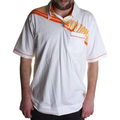 Kramer S/S Polo Shirt - White