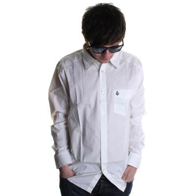 Hot Snakes L/S Shirt - White