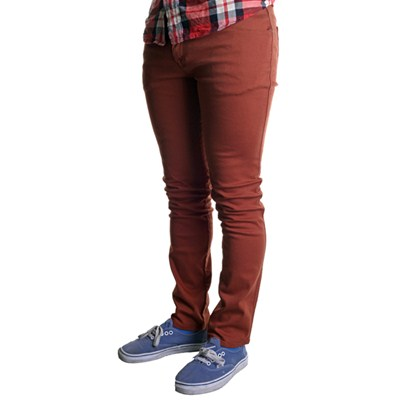 Chili Chocker Jeans - Copper