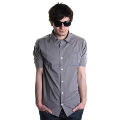 Why Factor EOE S/S Shirt - Pewter