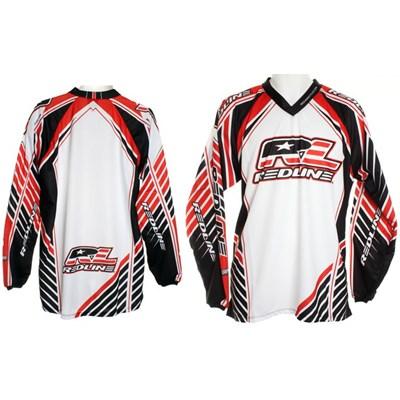 BMX Race Jersey - White
