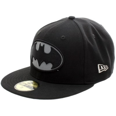 Hero Reflect Batman Fitted Cap
