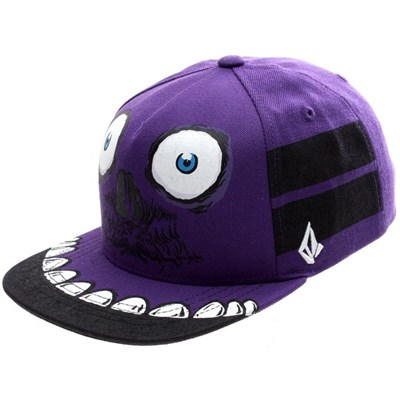 Strange Youths Snapback - Purple