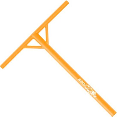 Back Sweep Pro Y Bar Scooter Handlebars - Orange