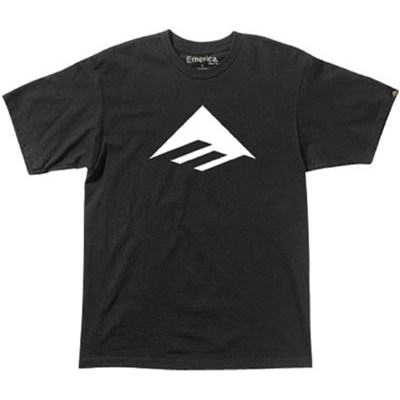 Triangle Basic 7.0 Black Youth S/S T-Shirt