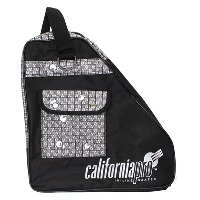 Black/Purple Ice/Quad/Inline Carry Bag