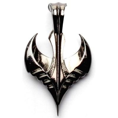 The Flyer Black Pendant