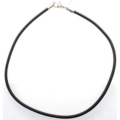 Black PVC Choker - 20in
