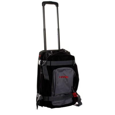 Handrail Wheeled Luggage - Black