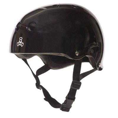 Brainsaver Helmet - Black Gloss