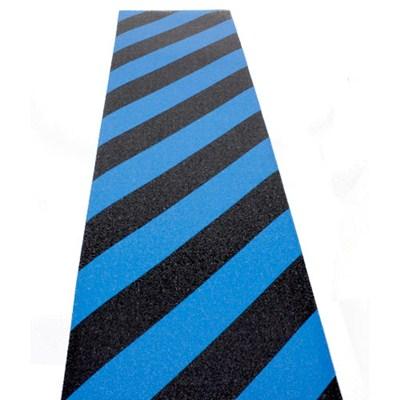 Hazard Black/Blue Scooter Griptape