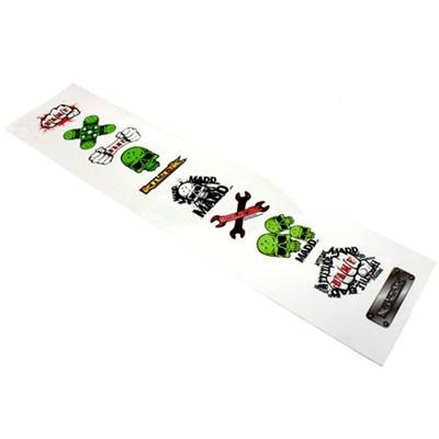 Scooter Sticker Strip 1