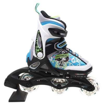 Spitfire Flash 11 Boys Recreational Inline Skate