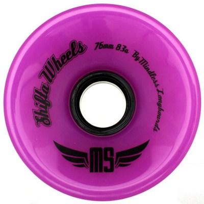 Shifta Longboard Wheels - Purple
