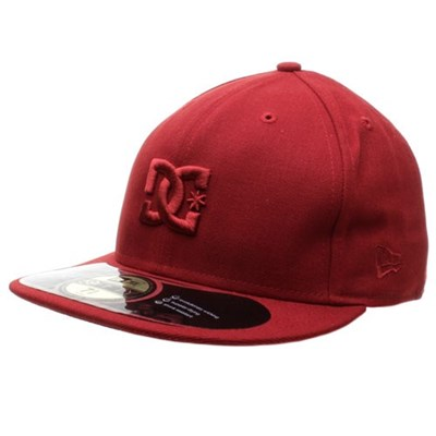Broadson New Era Cap - Deep Red