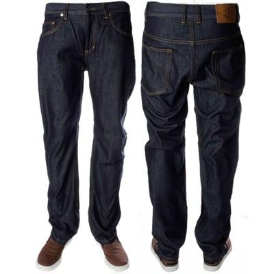 Continental W1 Raw Jeans