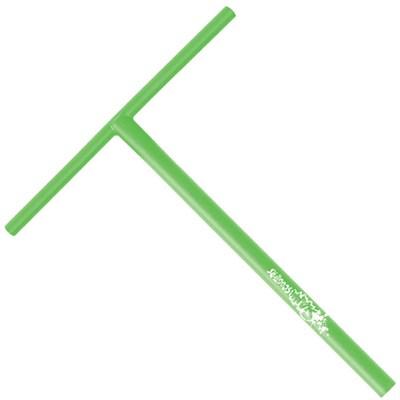 Pro T Bar Scooter Handlebars - Green
