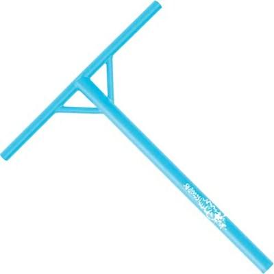 Back Sweep Pro Y Bar Scooter Handlebars - Blue